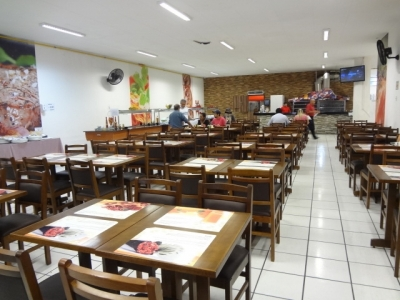 Restaurante Self Service no Centro de Santo André