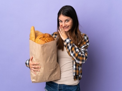Vendo franquia de anincios em sacos de pães