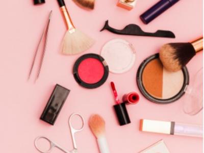 Marca de maquiagem dando lucro