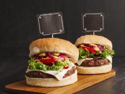 vendo 2 hamburguerias