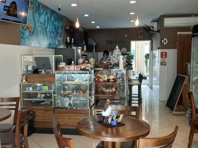 Charmosa Cafeteria no Centro de Taubaté