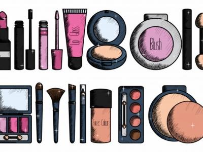 Vendo Loja conceito física e e-commerce de maquiagem