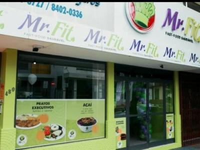 Mr Fit Fast Food Saudável
