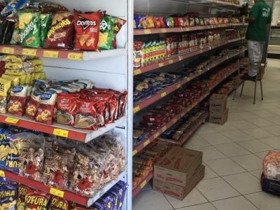 Mercado Completo Com Padaria, Açougue, Horti Fruti