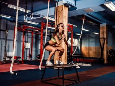 vendo box de CrossFit