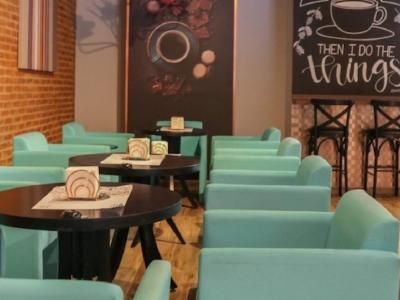 vendo Cafeteria Gourmet - Ótimo ponto em Santana -SP