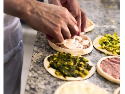 Esfiharia gourmet tradicional na zona norte de SP