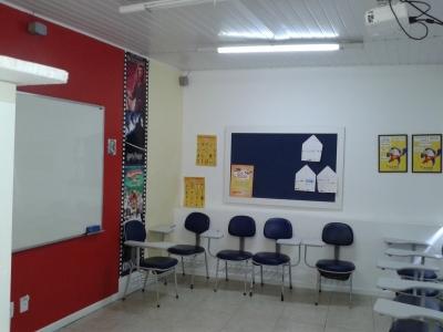 Escola de inglês à venda