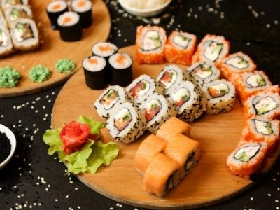 Vendo Delivery de Sushi.