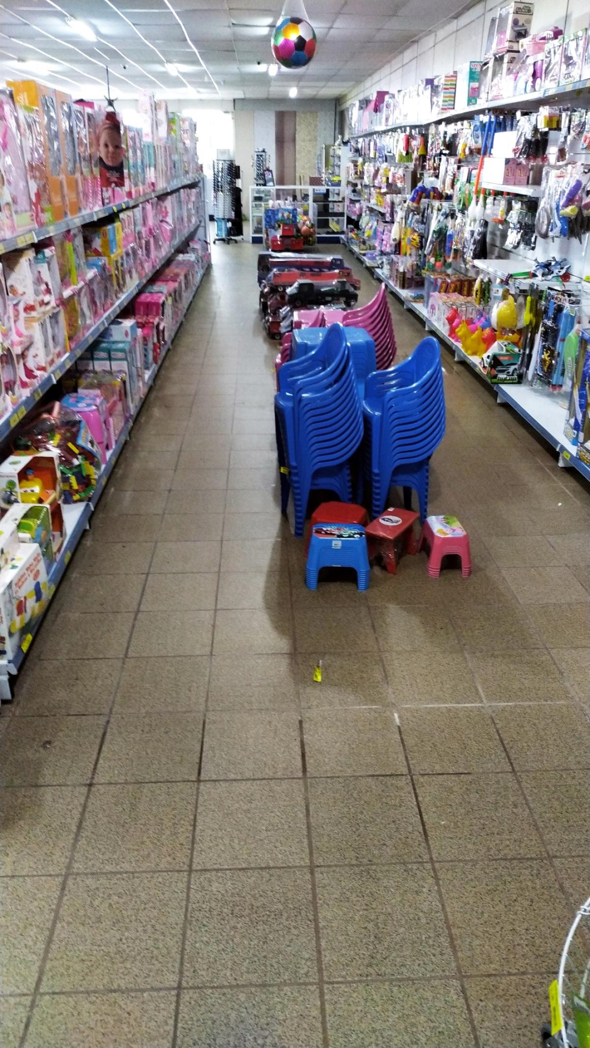 vendo loja de utilidades em geral