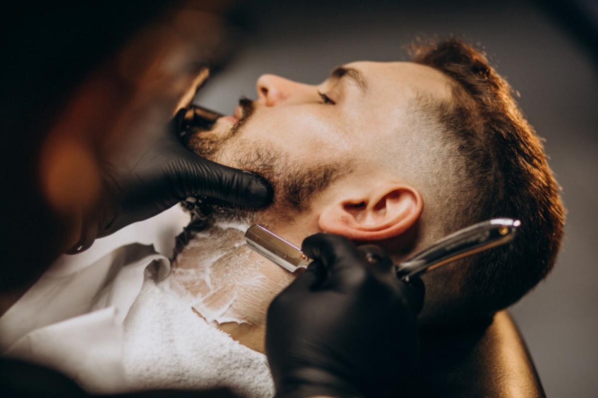 vendo barbearia / passo o ponto