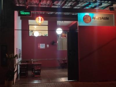 Vendo Restaurante Oriental & Hamburgueria