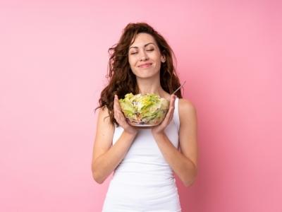 produção de alimentos saudáveis