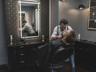 [Oportunidade] Vendo salão e barbearia em BC