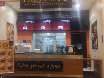 Franquia Premiatto Golden Square Shopping