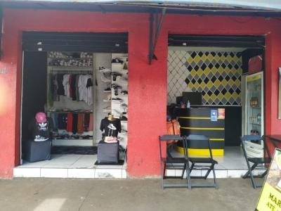 Vendo Marmitaria completa+ loja