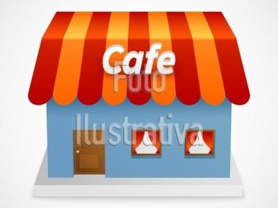 Vendo Cafeteria - FRANQUIA - Hipermercado Extra
