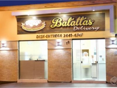Franquia Batattas Delivery