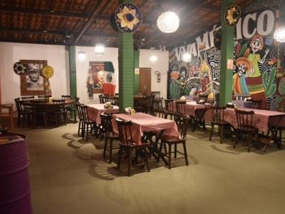 Restaurante Mexicano em João Pessoa/PB.