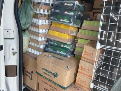 Distribuidora de produtos para agropecuaria e supermercados floriculturas afins