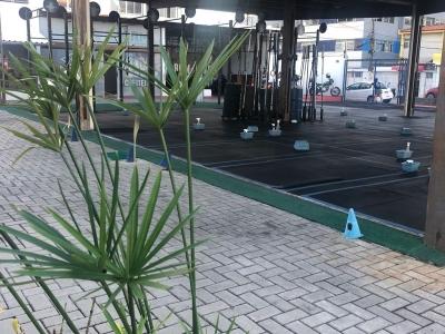 Box de CrossFit a Beira Mar