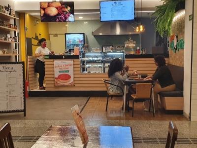 Cafeteria no Rio de Janeiro