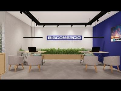 Banco digital com marktplace