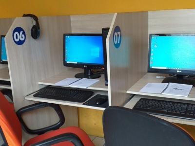 Assistência técnica/Loja/Escola de Informática