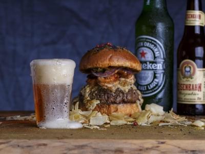 Seja dono do melhor hambúrguer de Floripa