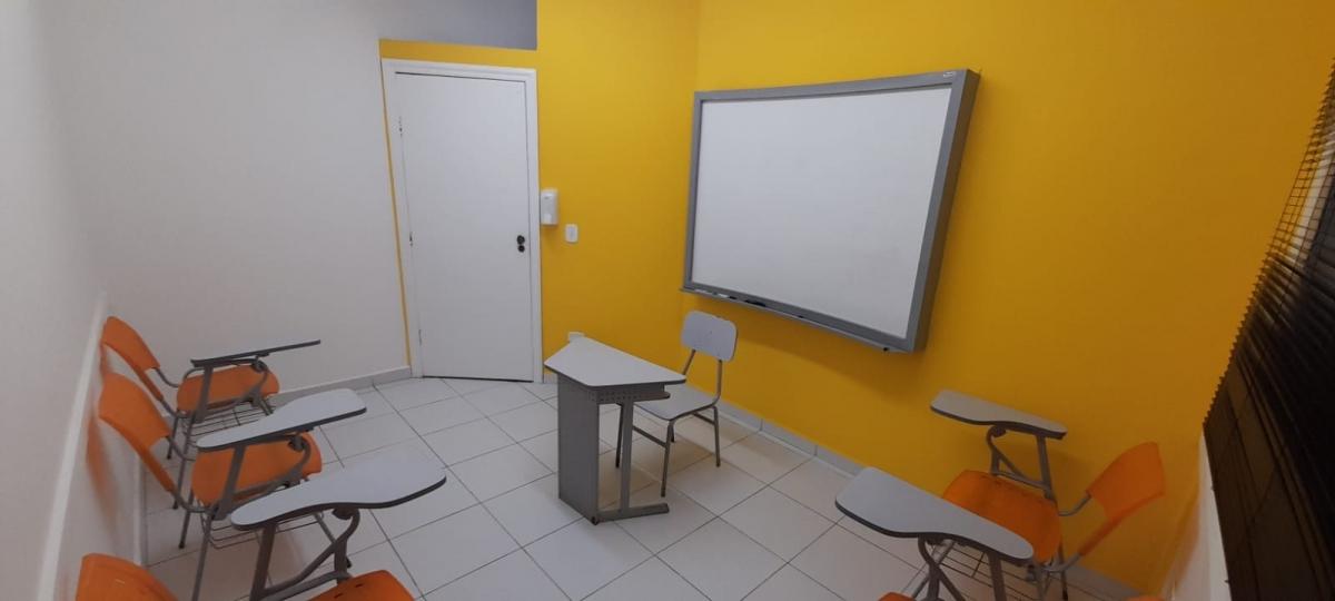 Escola de Inglês nova e já operando!