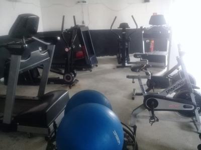 Academia Completa de musculação