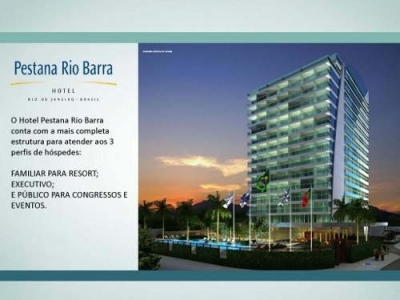 Pestana Hotel - Barra da Tijuca RJ