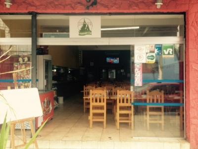 Restaurante completo a venda