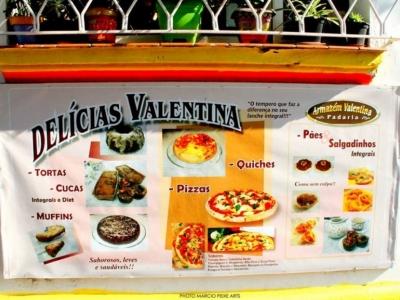 Padariia Integral / restaurante vegetariano