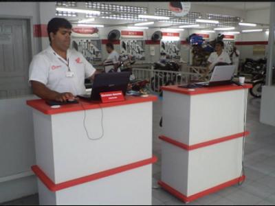 Vendo Concessionária de Motos de Marca Honda