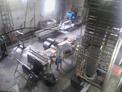 Fabrica de Sacos de Lixo