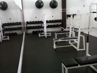 Academia de Musculação, Ginástica e Lutas - Guarulhos