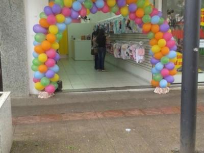 Loja de confecção infantil
