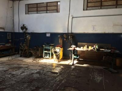 Vende-se Oficina Hidraulica e Tornearia