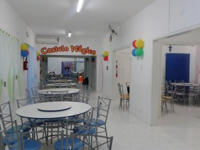 Buffet Infantil com festas agendadas até maio/2015