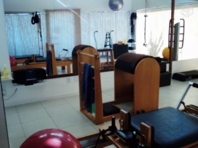Pilates - Studio Completo c/ Plataforma Vibratória