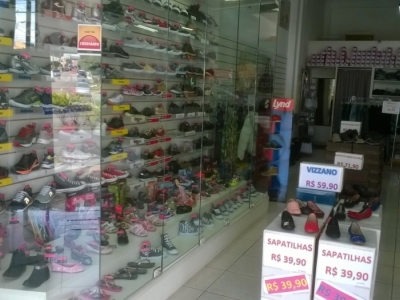 Loja de Calçados