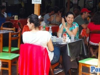 Restaurante no Centro de Rio das Ostras
