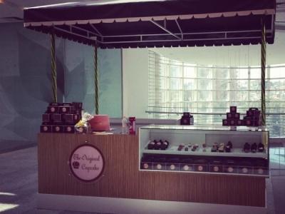 Vendo Quiosque The Original Cupcake