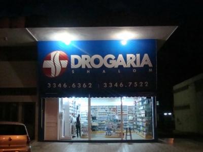 VENDO PONTO - CLS 414 DROGARIA NA ASA SUL C/ 25 ANOS DE MERCADO!