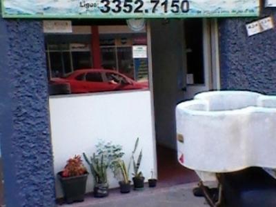 Distribuidora de bebidas (água mineral)