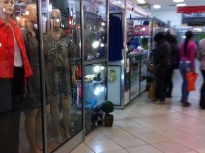 Mini Shopping -Urgente passo o ponto e a estrutura