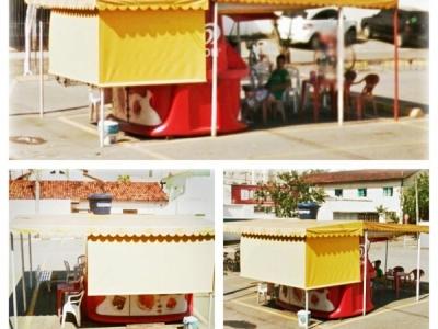 kioski de sorvete em Balneário camburiu!