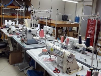 Vende Fábrica de Lingerie completa pronta para produzir.