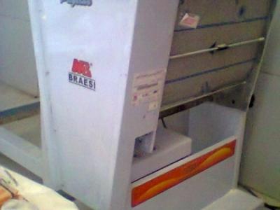 venda completa de panificadora (maquinarios seminovos 4 meses de uso)